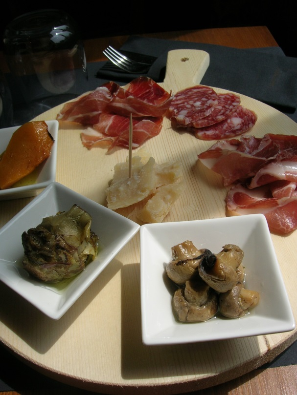 Vitale Recipes – Charcuterie mixed board